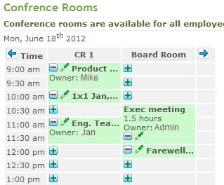 conference scheduling